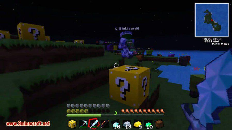 Lucky Block Mod Screenshots 2
