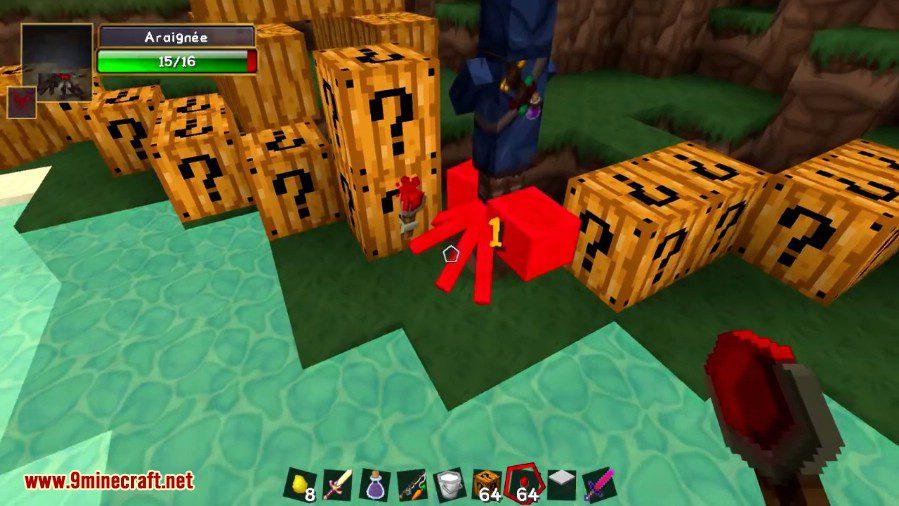 Lucky Block Spooky Mod 6
