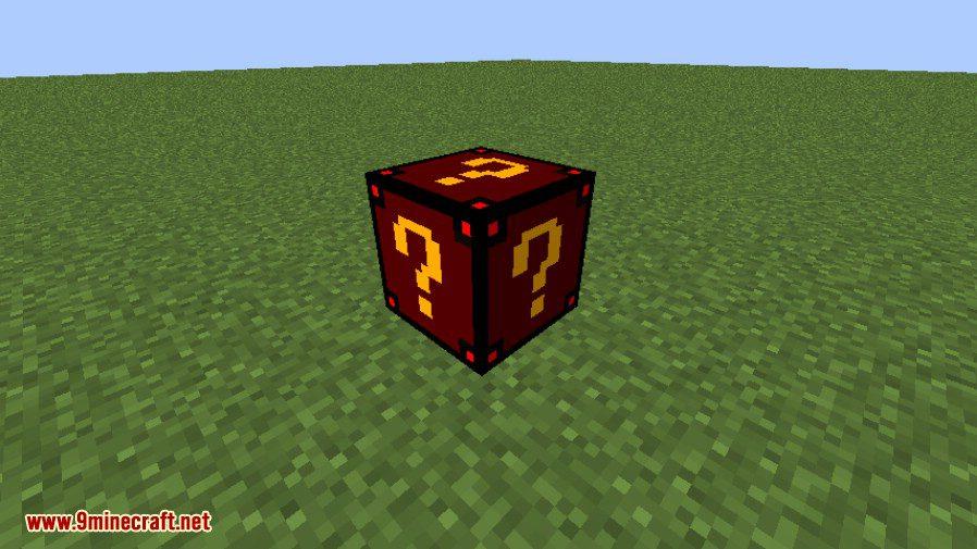 Lucky Block Spooky Mod 8