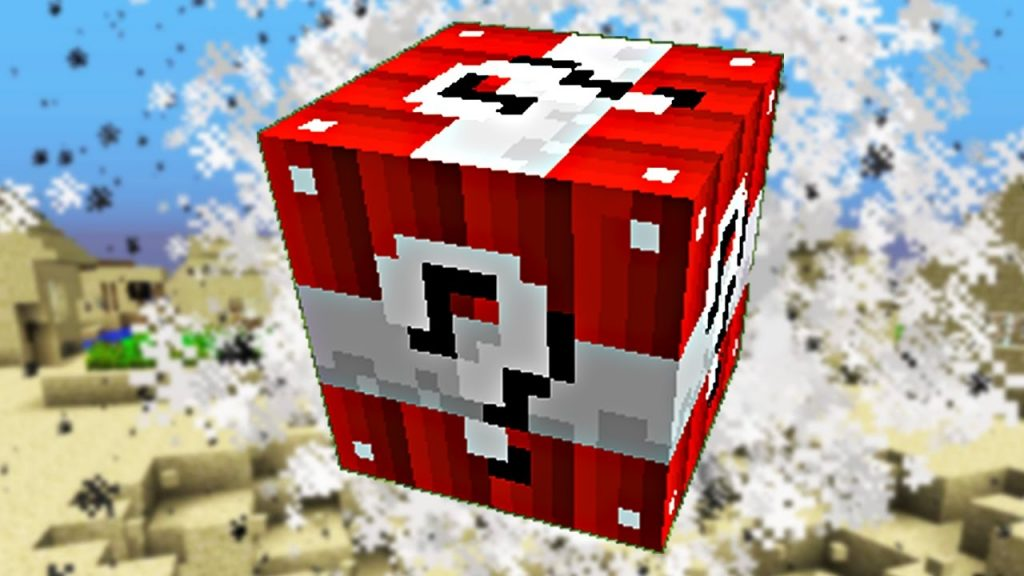 how to download lucky block mod