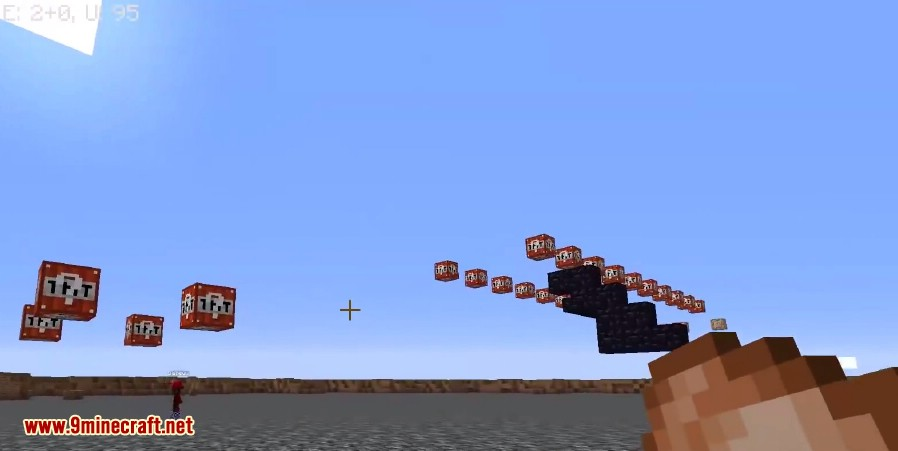 Lucky Block TNT Mod 7
