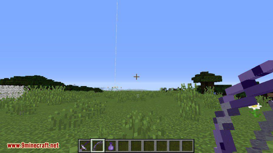 Lucky Block Transparent Mod 9