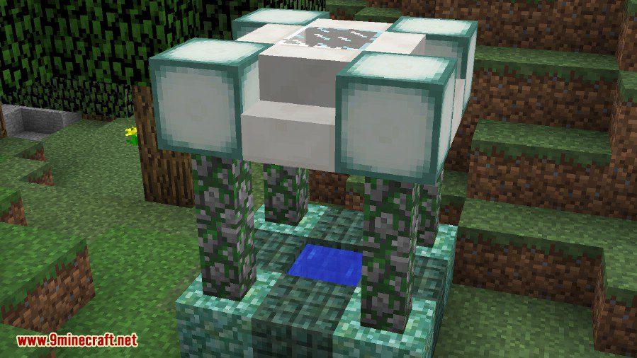 Lucky Block Water Mod 1