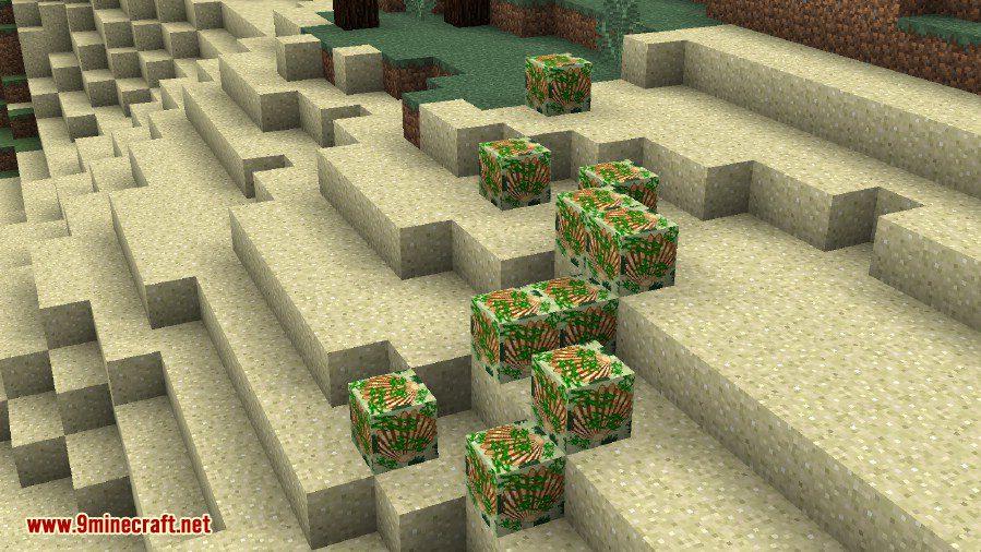 Lucky Block Water Mod 12