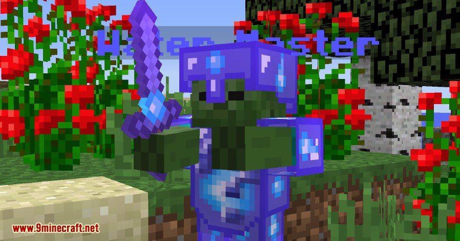 Lucky Block Water Mod 15
