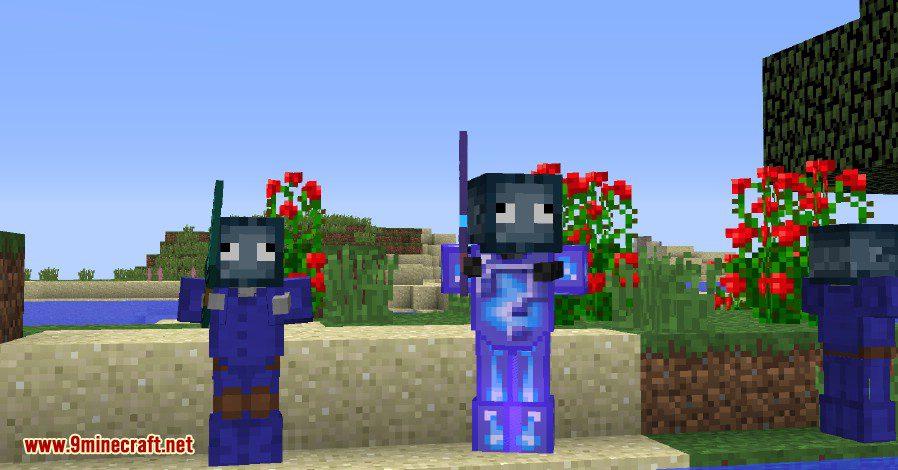 Lucky Block Water Mod 19