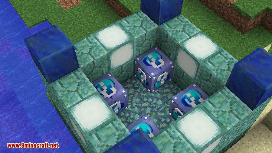 Lucky Block Water Mod 2