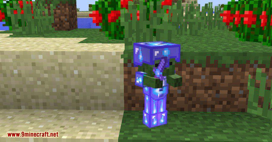 Lucky Block Water Mod 21