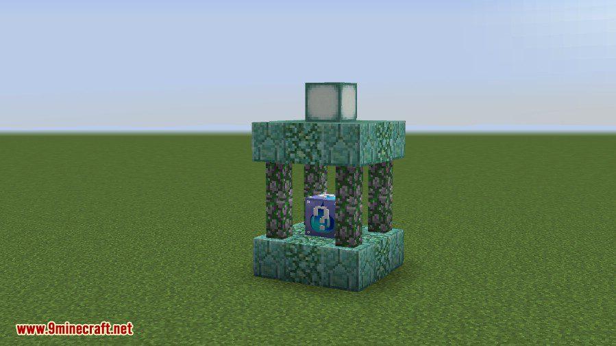 Lucky Block Water Mod 8