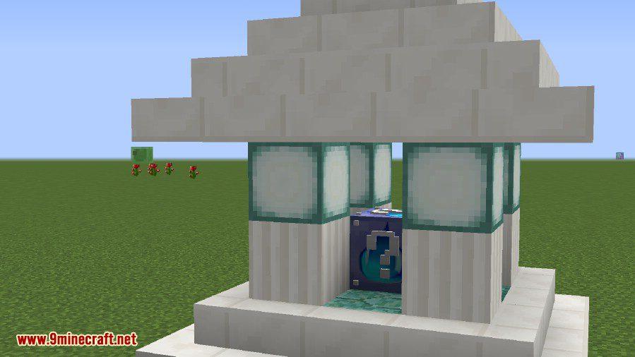 Lucky Block Water Mod 9