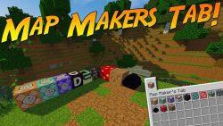 Map Maker's Tab Mod