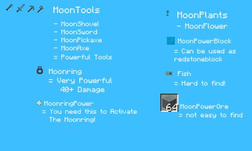 MermaidCraft Mod 1