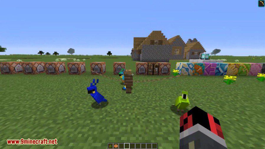 Minecraft 1.12 Snapshot 17w13a 2