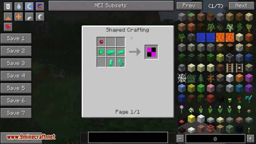 Mineology Mod 5