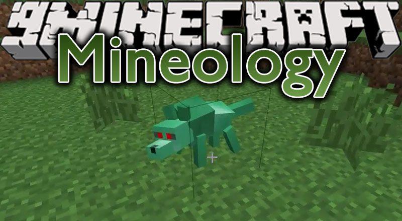 Mineology Mod
