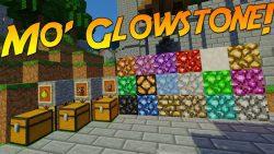 Mo' Glowstone Mod