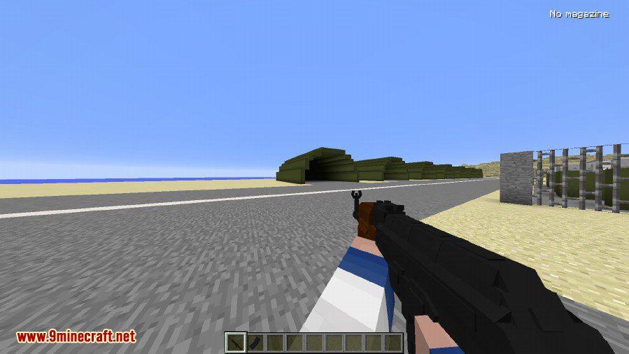 Modern Warfare Mod 1