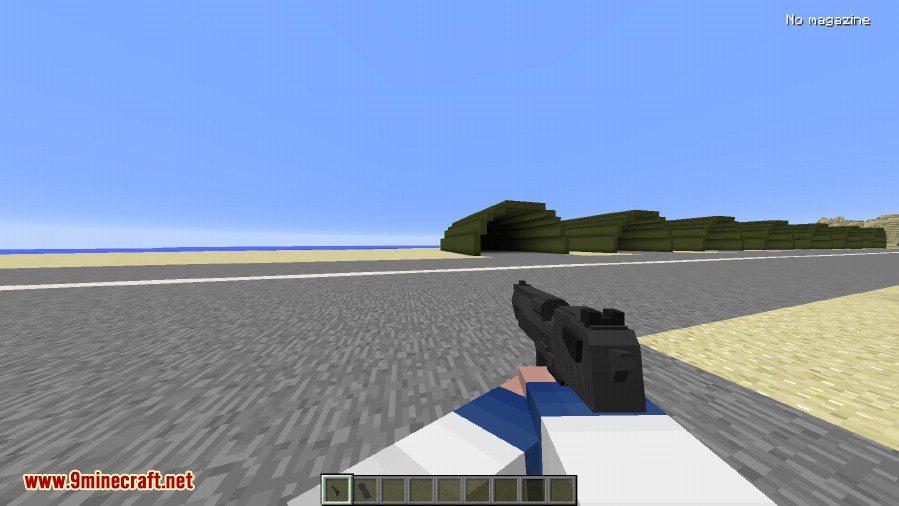 Modern Warfare Mod 2