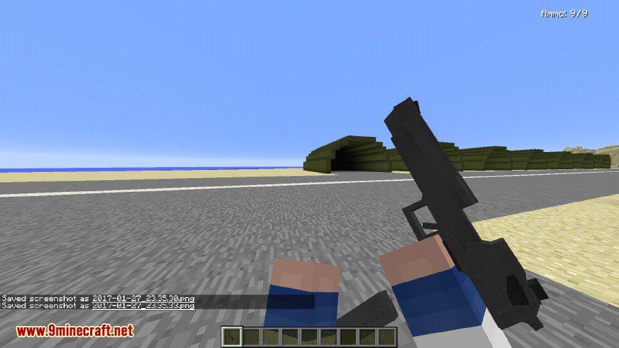 Modern Warfare Mod 3