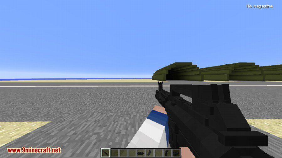 Modern Warfare Mod 4