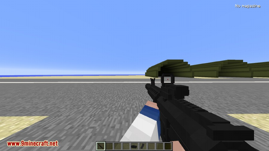 Modern Warfare Mod 5