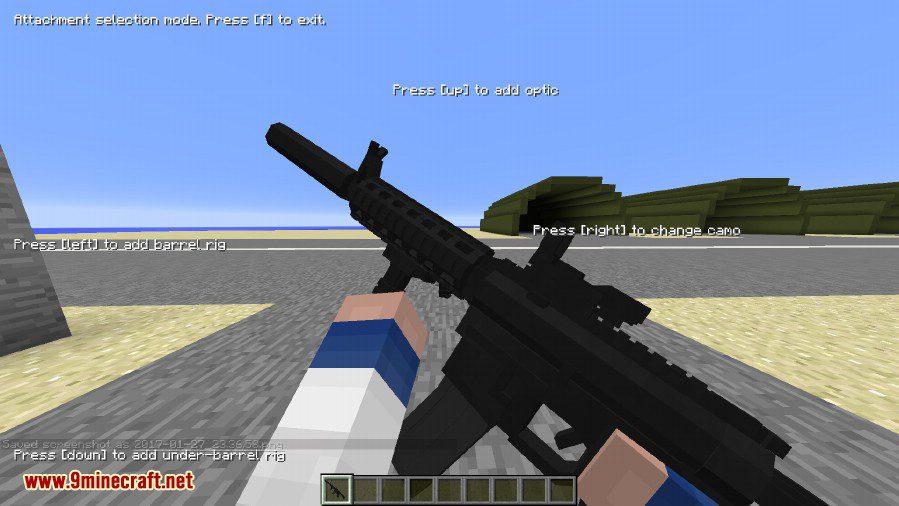 weapon mod 1 7 10