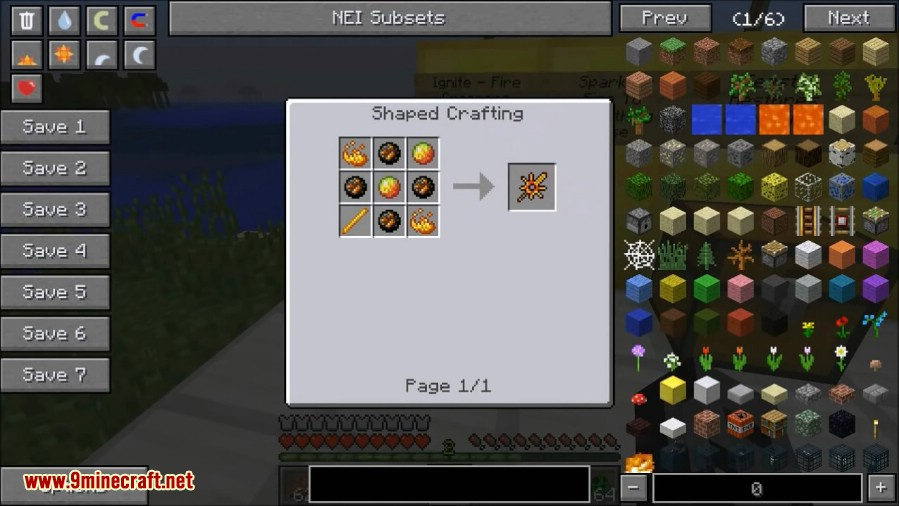 More Swords Mod Crafting Recipes 1