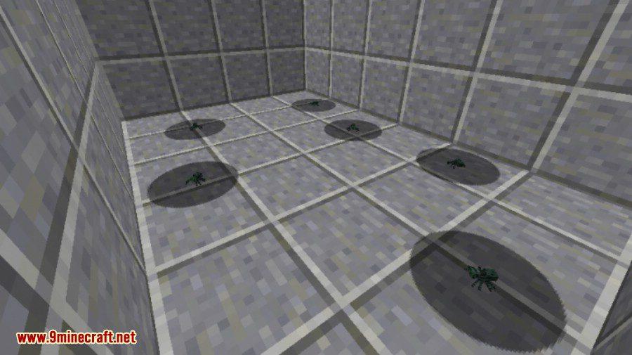 Much More Spiders Reborn Mod 4