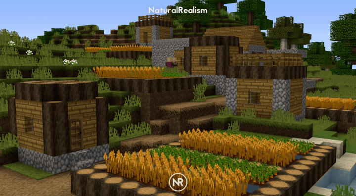 Natural Realism Resource Pack for Minecraft 1