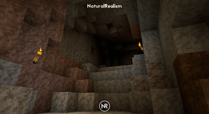 Natural Realism Resource Pack for Minecraft 3