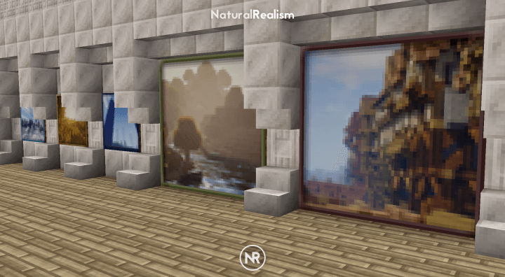 Natural Realism Resource Pack for Minecraft 4