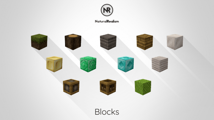 Natural Realism Resource Pack for Minecraft 5