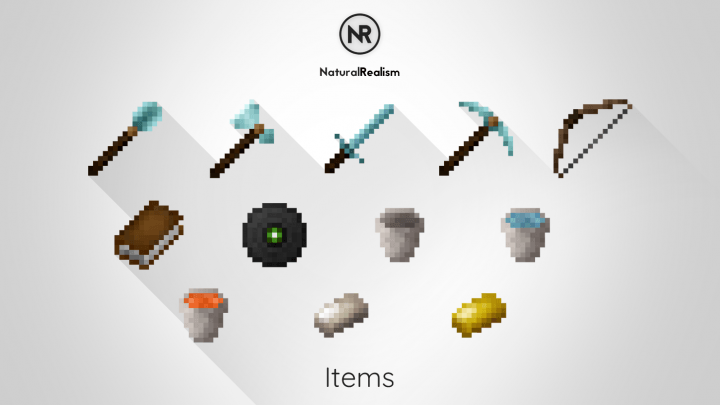 Natural Realism Resource Pack for Minecraft 6