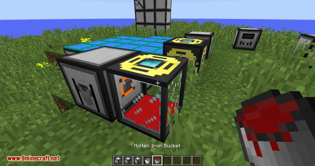 Neo Tech mod for minecraft 05