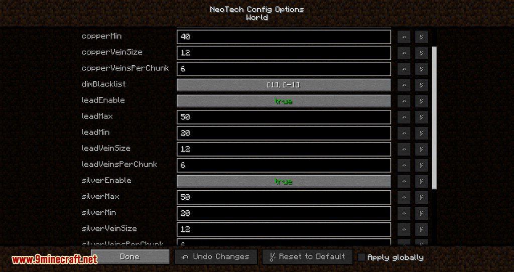 Neo Tech mod for minecraft 11