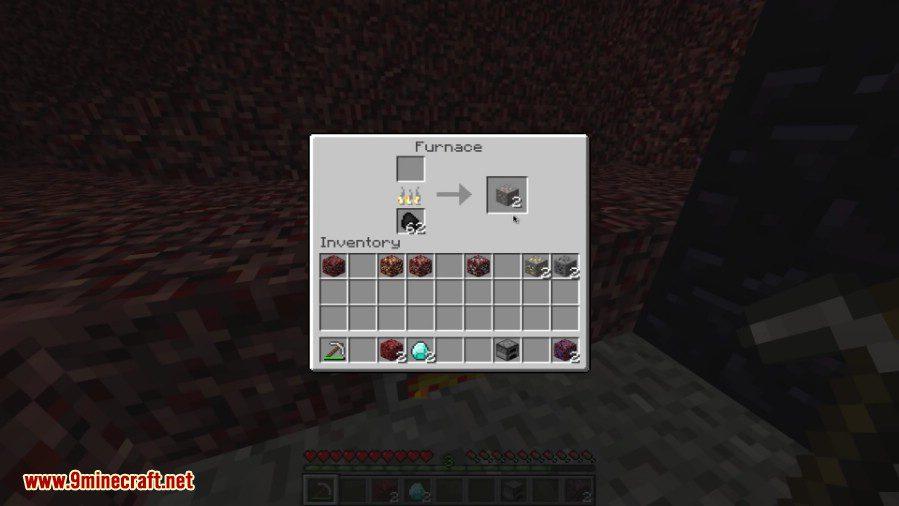Nether Metals Mod 6
