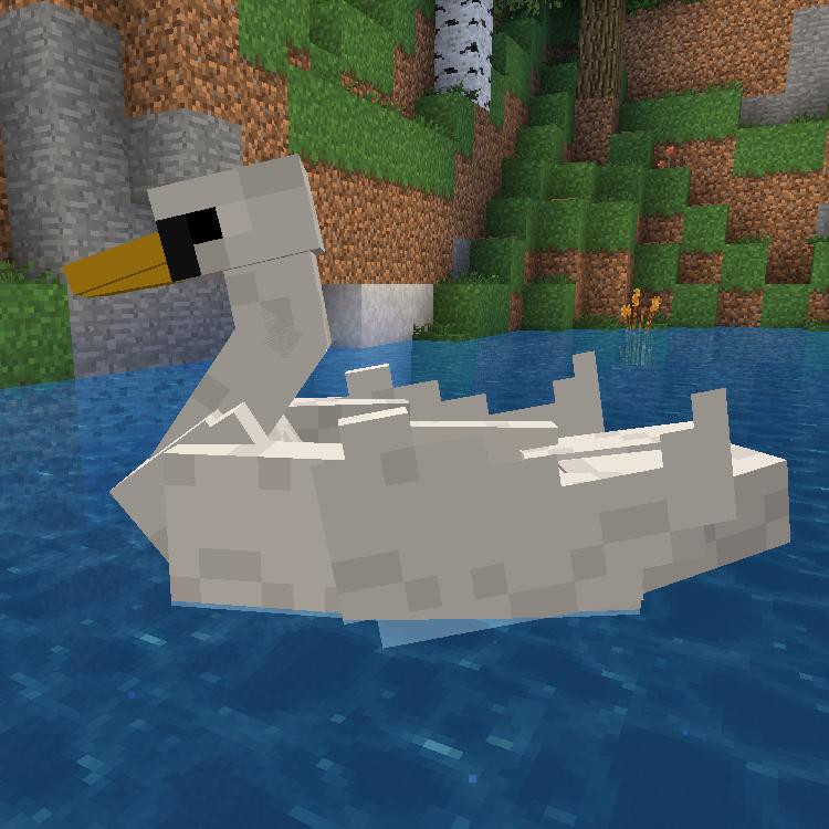 Paddle Boats Mod 1
