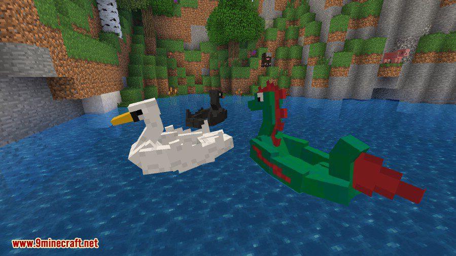 Paddle Boats Mod 2