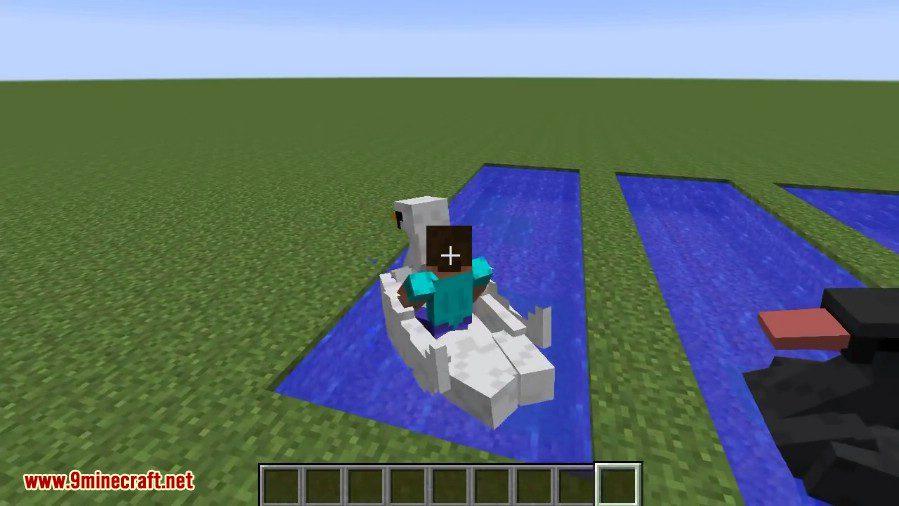 Paddle Boats Mod 5