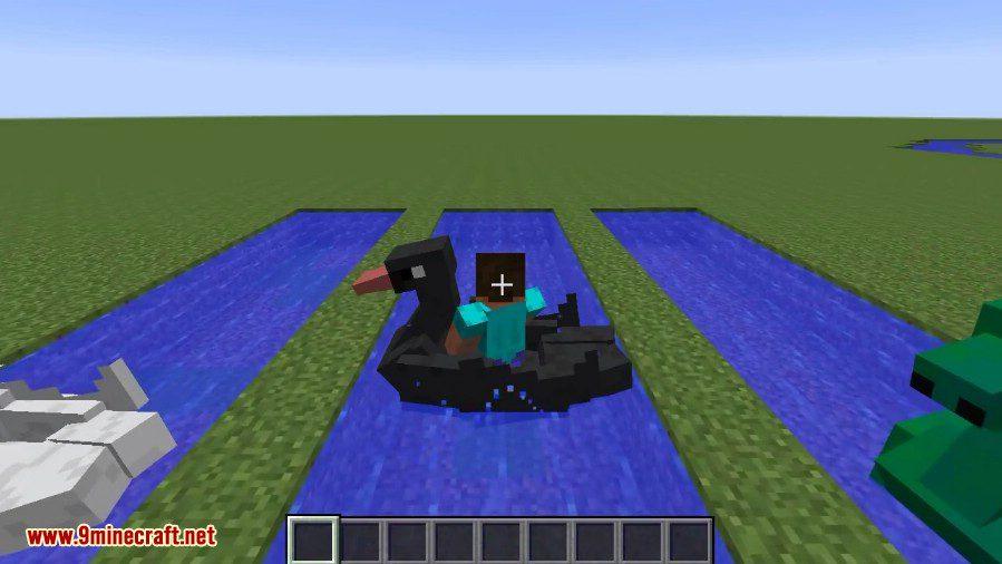 Paddle Boats Mod 6