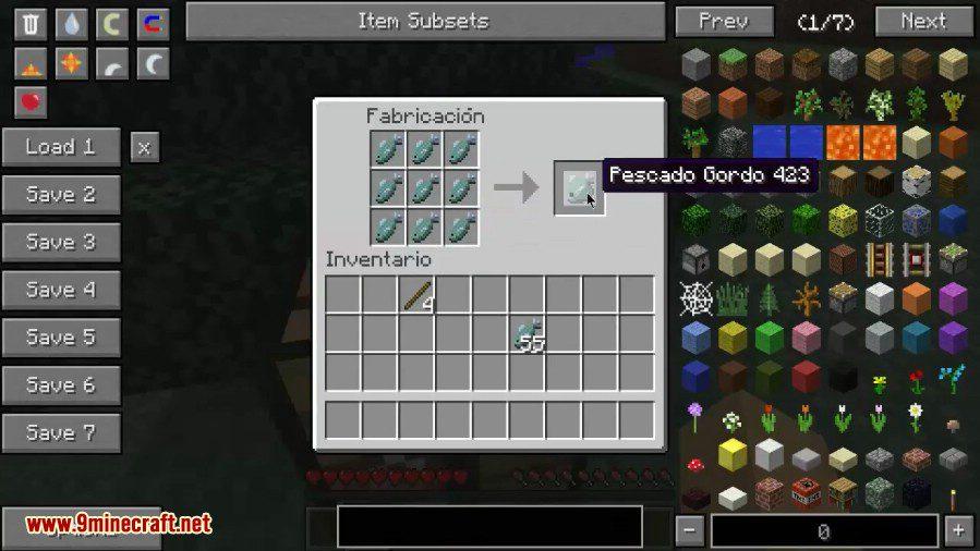 Pescado Mod 4