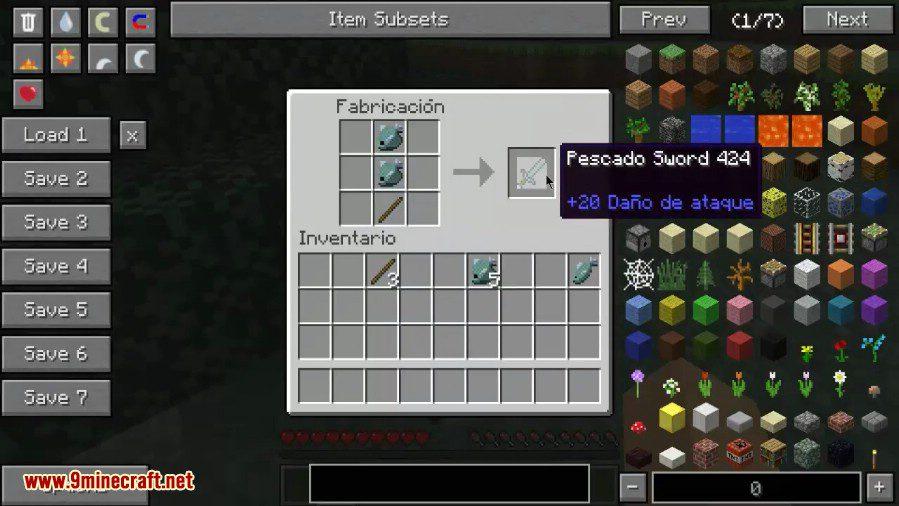 Pescado Mod 5