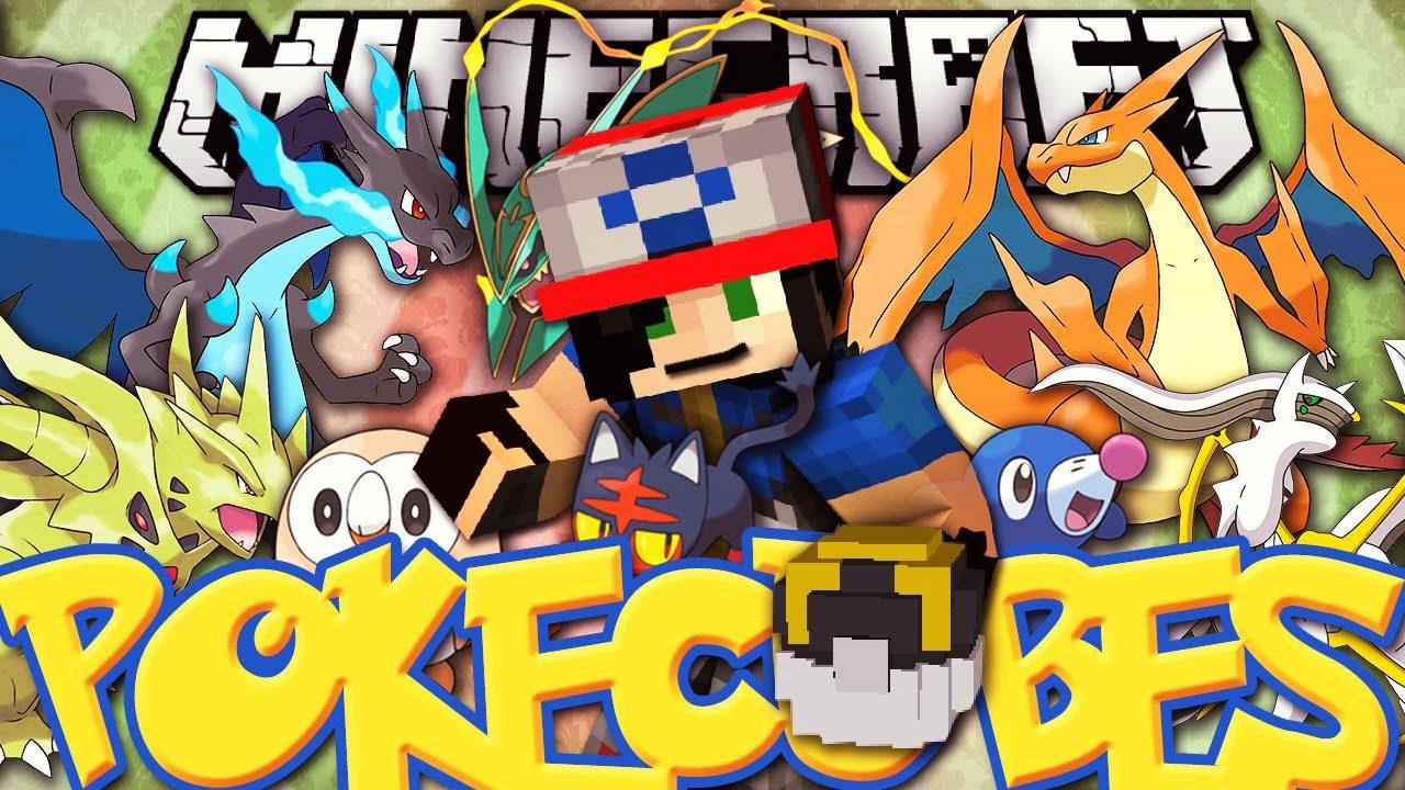 pokecube revival mod 1 12 2 1 11 2 another pokemon mod