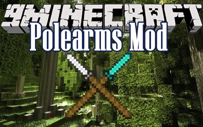 Polearms Mod