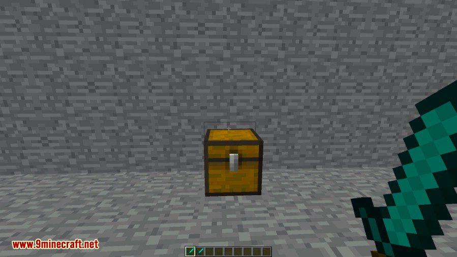 Quantum Storage Mod 1