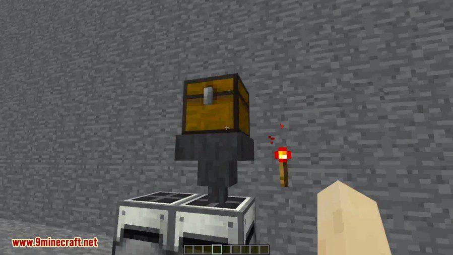 Quantum Storage Mod 6