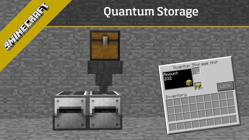 Quantum Storage Mod