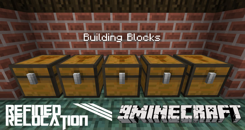 Refined Relocation 2 Mod 1.11.2/1.10.2