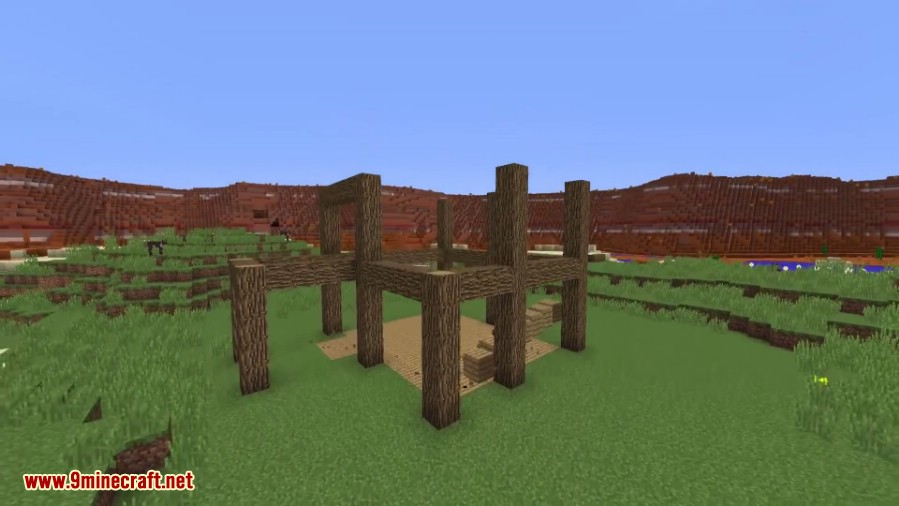 Self Building House Command Block 2