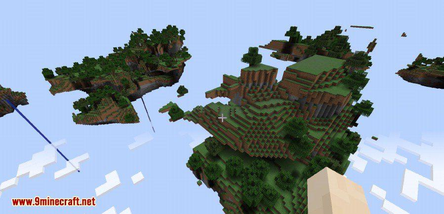 Skylands Mod 1